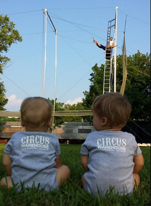 Circus Warehouse wear in the world
