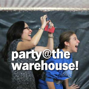 party at circus warehouse